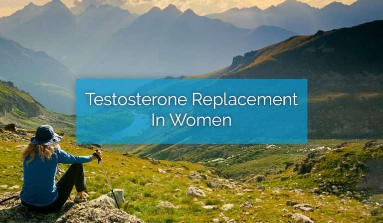 Testosterone Replacement In Women