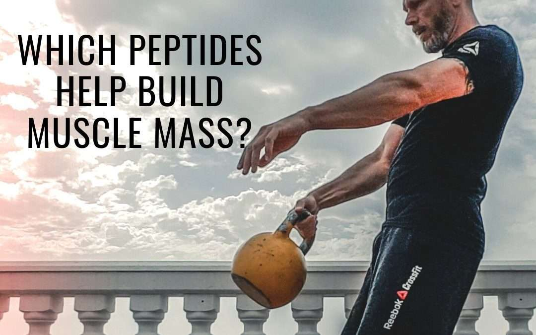Peptide Therapy For Muscle Growth – looking at CJC-1295, Ipamorelin and Tesamorelin