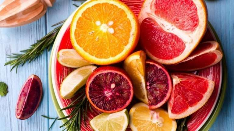 citrus fruits | Feature | The Incredible Benefits IV Vitamin C Has On Illness