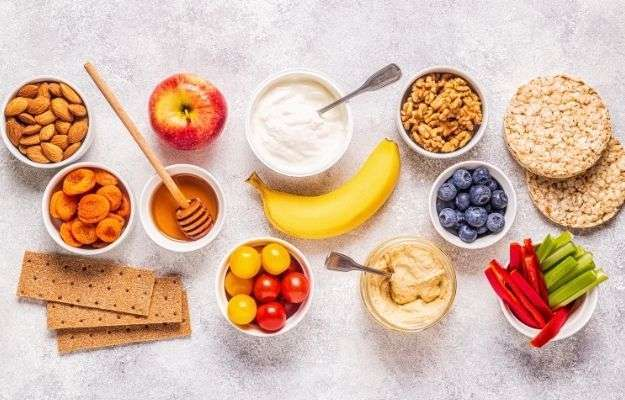 Healthy snack   Stock up on Healthy Snacks   8 Tips to SLAY 2021 and Optimize Your Health This Year