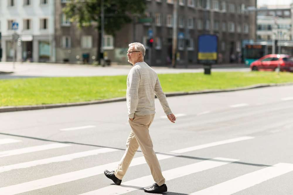 Leisure,And,People,Concept,-,Senior,Man,Walking,Along,Summer | Decreased Testosterone Levels & Men's Health | Low T and Estradiol Levels Shows Increased Mortality Risk In Men
