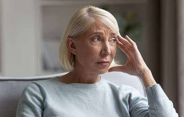 Frustrated woman   Menopause Weight Gain: What It Is and How to Combat It