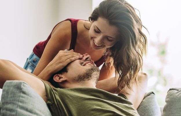 couple being comfortable with each other   Cabergoline and Sexual Health: What You Should Know