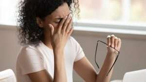 Tired-african-american-millennnial-woman-ss-feat | How To Deal With Post Covid Fatigue Syndrome